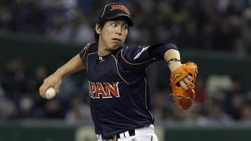 Report: Red Sox Scouting Japanese Pitcher Kenta Maeda
