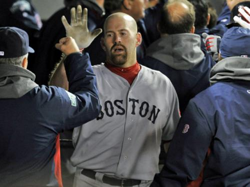Report: Valentine 'Wanted Youkilis Out' Since Spring Training