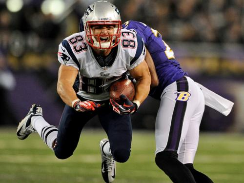 Report: Wes Welker 'A Little Miffed' At Patriots Amid Contract Negotiations