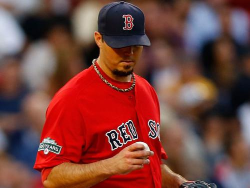 Reports: Red Sox Shopping Josh Beckett