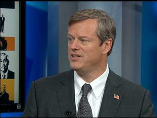 Republican Charlie Baker To Announce 2nd Run For Governor