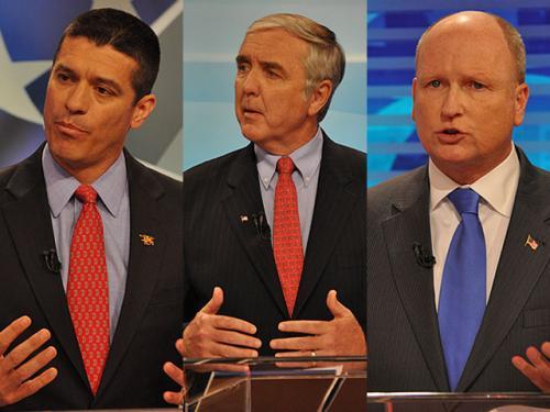 Republican Senate Candidates Debate Gun Control, Health Care