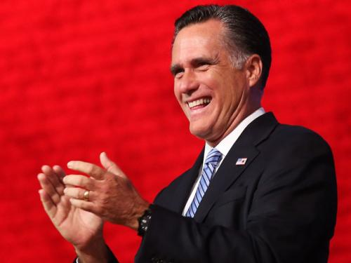 Republicans Nominate Mitt Romney For President