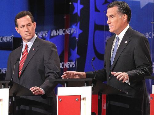Rick Santorum Endorses Mitt Romney