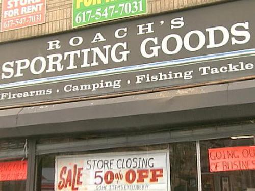 Roach's Sporting Goods Closes After 108 Years In Cambridge
