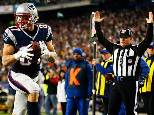 Rob Gronkowski Injury Removes Primary Weapon From NFL's Best Offense