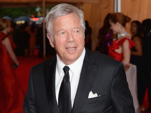 Robert Kraft: Lack Of Salary Cap Kept Me Away From EPL