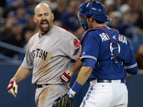 Roche: Blue Jays Are A Joke For 'Retaliation' On Kevin Youkilis