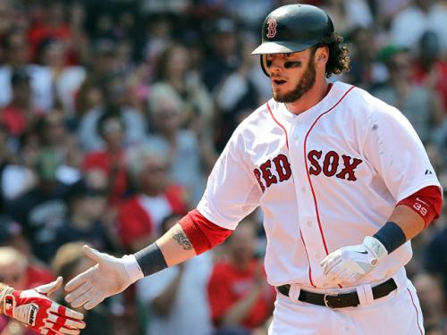 Roche's Red Sox Notes: Salty Should Be An All-Star