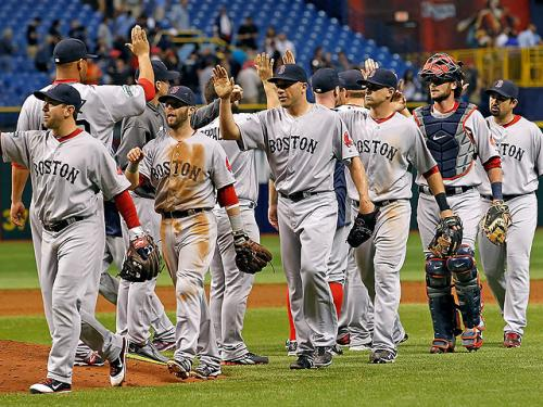 Roche: Time For Red Sox To Make A Statement