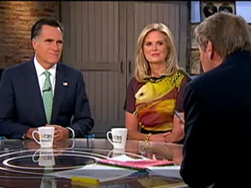 Romney Calls On Obama To Back Off On Bin Laden Issue