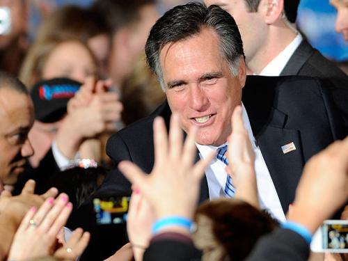 Romney Clinches GOP Nomination With Texas Win