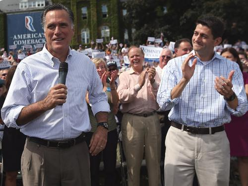 Romney In NH: 'I Will Not Raise Taxes On Anyone'