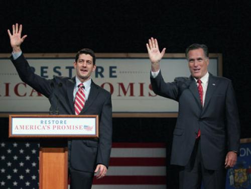 Romney Picks Paul Ryan As Running Mate