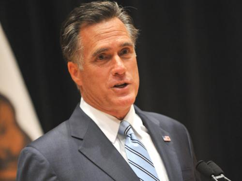Romney Tries To Steady Shaky Campaign