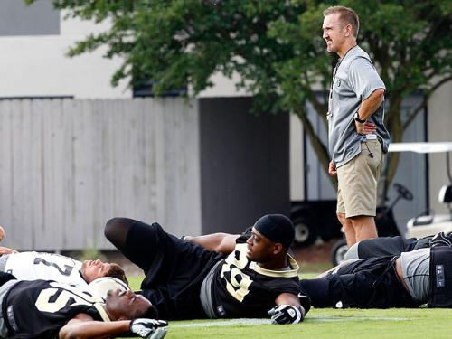 Saints Defensive Coordinator Steve Spagnuolo Joins Felger & Mazz