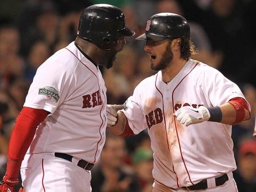 Saltalamacchia Building All-Star Resume For Red Sox