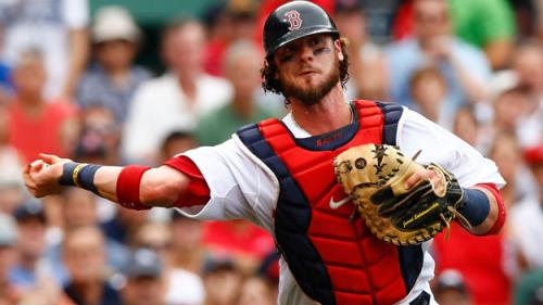 Saltalamacchia On Toucher & Rich: 'We're Resilient, We Never Give Up'