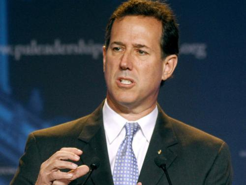 Santorum Tops Romney In Louisiana Primary