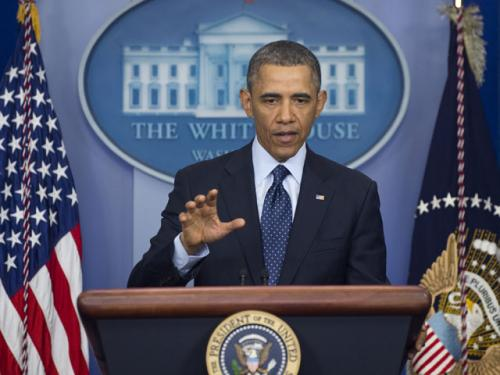 Sci-Fi Slip-Up: Obama Makes 'Jedi Mind Meld' Gaffe