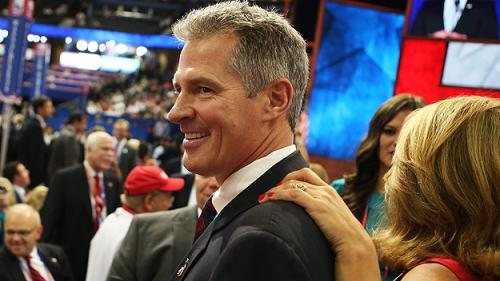 Scott Brown Reportedly Forms Exploratory Committee For Possible NH Run