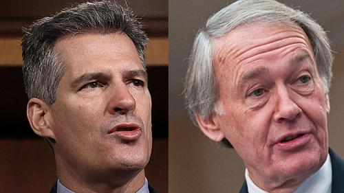 Scott Brown Rips Ed Markey For Noncommittal 'Present' Vote On Syria