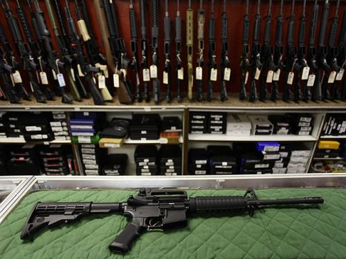 Sen. Brown: Weapons Bans Should Be Up To States