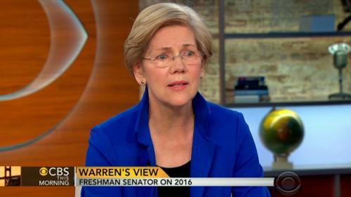 Sen. Warren Says She's Not Running For President