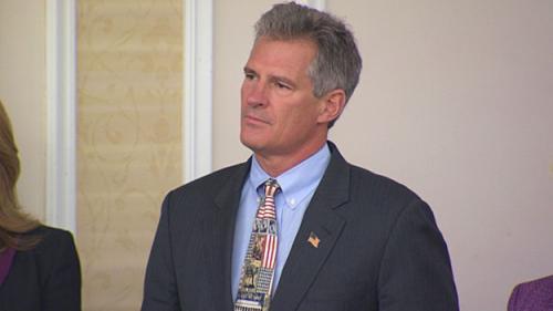 Senate Hopeful Brown: Health Law Erodes Freedom