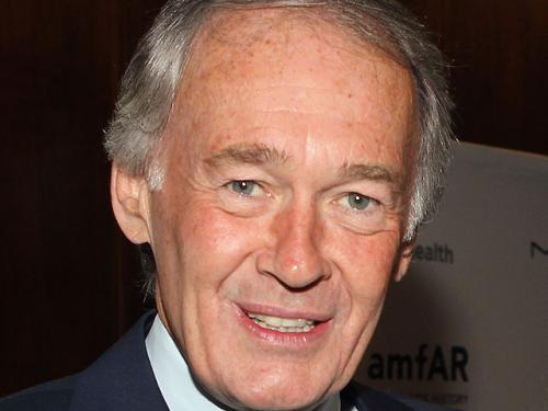 Senate Hopeful Markey Defends Spitzer Fundraiser