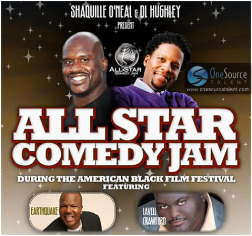 Shaquille O'Neal All Star Comedy Jam