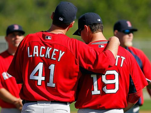Shaughnessy on Gresh & Zo: Teammates Like Lackey, But Sox Should Trade Him