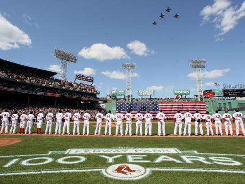 Shaughnessy With Gresh & Zo: Fenway's 100th Anniversary