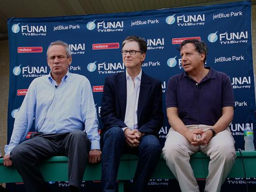 Shaughnessy With Gresh & Zo: Sox's Troubles Start At The Top