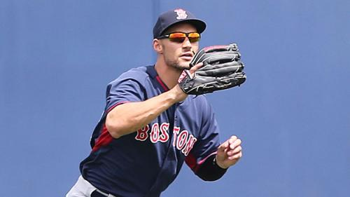 Sizemore Named Red Sox' Opening Day Center Fielder
