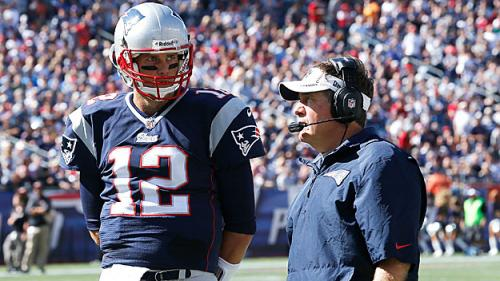 Socci's Patriots Notebook: An Inside Look At Belichick On The Sidelines