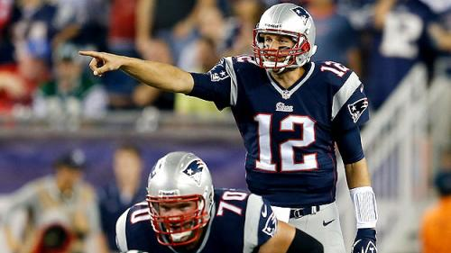 Socci's Patriots Notebook: Brady's Vision Unlike Any Other
