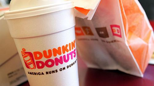 Somerville Dunkin' Donuts Delivery Available Through Foodler