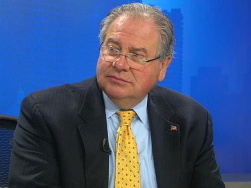 Speaker DeLeo: I'm Not Target Of Federal Probe