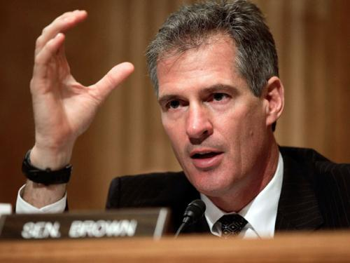 Spokesman: Scott Brown Misspoke In 'Meetings With Kings And Queens' Comment