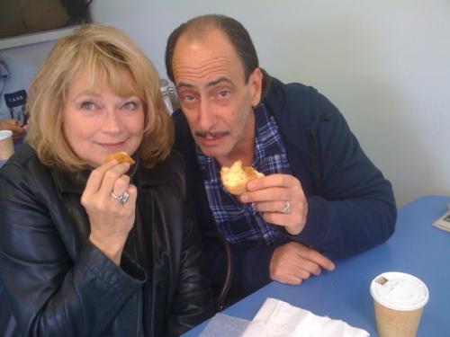 Spotlight On: Will LeBow and Karen MacDonald, Stars of 'Superior Donuts'