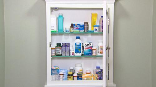Spring Cleaning Your Medicine Cabinet