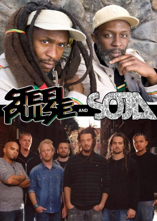 Steel Pulse - Soja