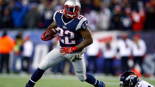 Stevan Ridley Inactive For Patriots vs. Texans