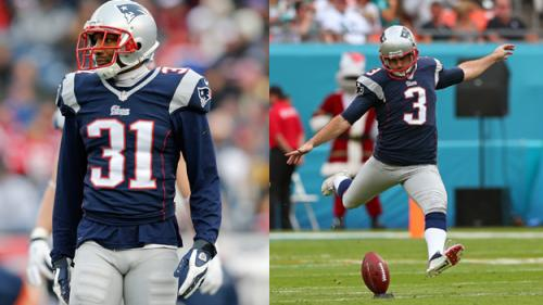 Talib, Gostkowski Voted As Pro Bowl Starters By The Fans