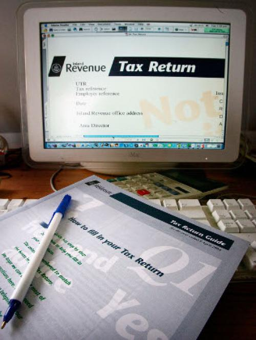Tax Frauds And Scams To Look Out For