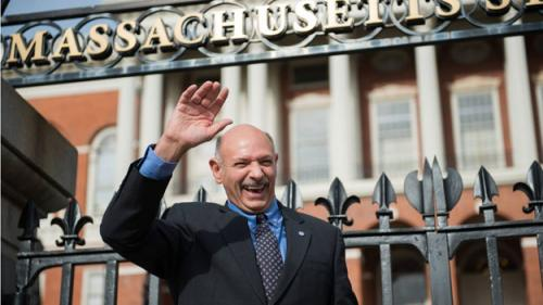 Tea Party Member Fisher Seeks Primary Spot In Mass. Governor's Race