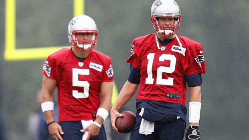 Tebow Learning From 'The Great One' Tom Brady