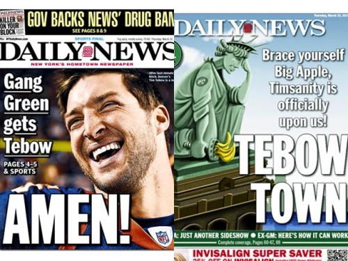 Tebow-To-Jets Trade Causes Chaos In New York