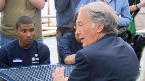 Teens, Pols Talk Environmental Policy At Earth Day Event